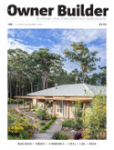 Owner Builder Magazine 209 Cover Image