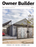 Owner Builder Magazine 210 Cover Image