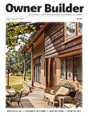 Owner Builder Magazine 213 Cover Image