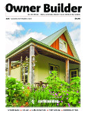 Owner Builder Magazine 214 Cover Image